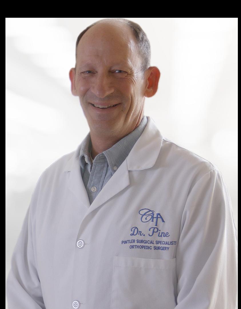 Dr. Jonathan Pine