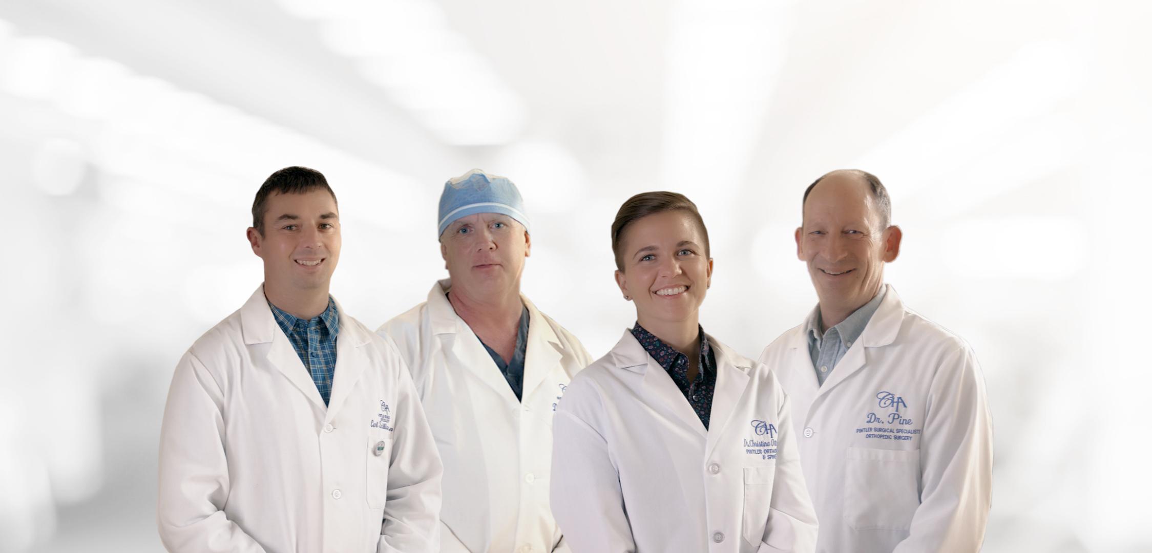 pintler orthopedics and spine doctors